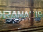 amtrak graffiti