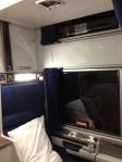 amtrak single sleeper