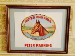 Horse people are weird, but... PETER MANNING?