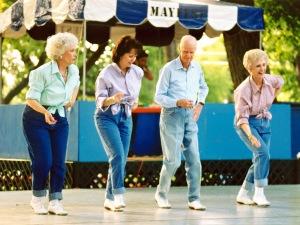 seniors dance viraldotus